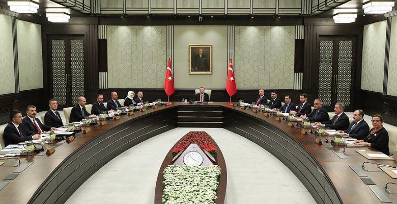 Cumhurbaşkanlığı Kabinesi ikinci kez toplanacak