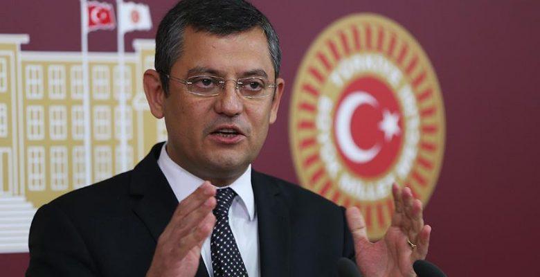 CHP Grup Başkanvekili Özel: MYK'yı beklememiz gerekiyor