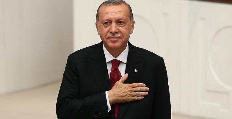 Cumhurbaşkanı Erdoğan'dan Yıldırım'a tebrik telefonu