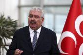 MHP Genel Başkan Yardımcısı Yalçın: MHP milletin hayati çıkarlarını esas alacak