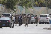 Erbil'de valilik binasında silahlı çatışma