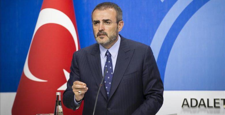 AK Parti Sözcüsü Ünal'dan bedelli askerlik açıklaması