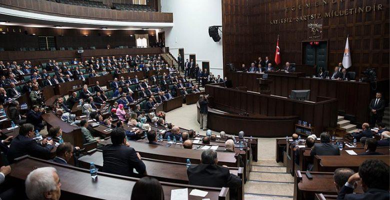 AK Parti Grubu basına kapalı toplanacak