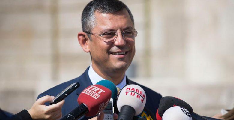 CHP Grup Başkanvekili Özel: CHP Meclis Başkanı adayını çarşamba günü ilan edecek