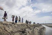 Bu yıl 11 binden fazla Arakanlı Müslüman Bangladeş'e sığındı