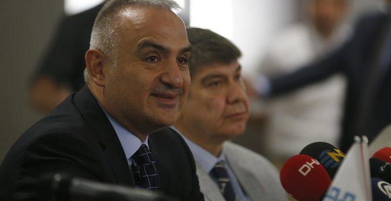 Kültür ve Turizm Bakanı Ersoy: Türkiye genelinde turist sayısında yüzde 30'luk artış var