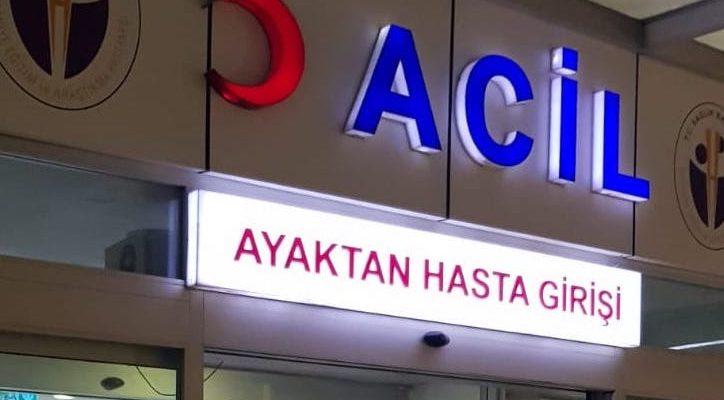 Ümraniye Devlet Hastanesinde Kimsesiz Hastaya Yapılan Skandal Görüntüler.