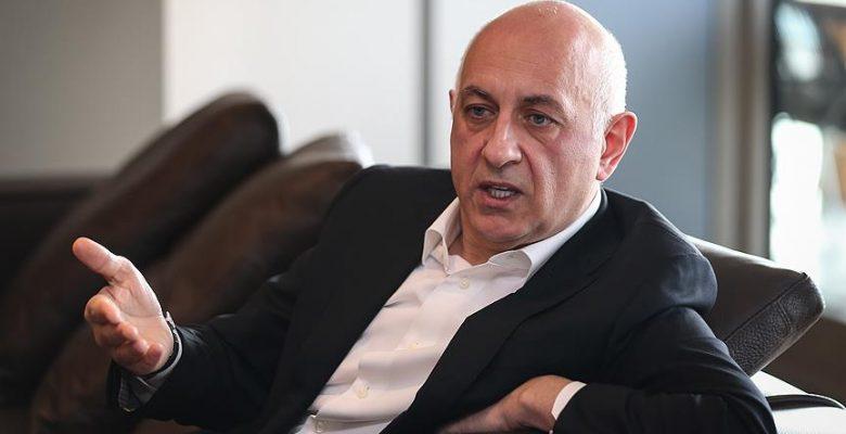 Kibar Holding Yönetim Kurulu Başkanı Ali Kibar: Ekonomimiz bunu hak etmiyor