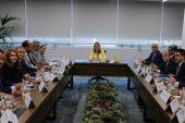 Ticaret Bakanı Pekcan İSO heyetini kabul etti