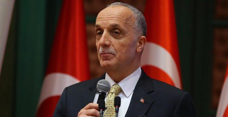 Türk-İş'ten işçilere örgütlenme çağrısı