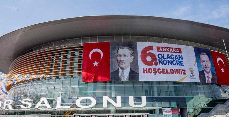 AK Parti Kongresi'ne 52 ülkenin devlet başkanı davet edildi