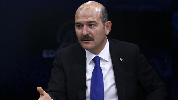Bakan Soylu, uyuşturucudan tutuklu kişi sayısını açıkladı.