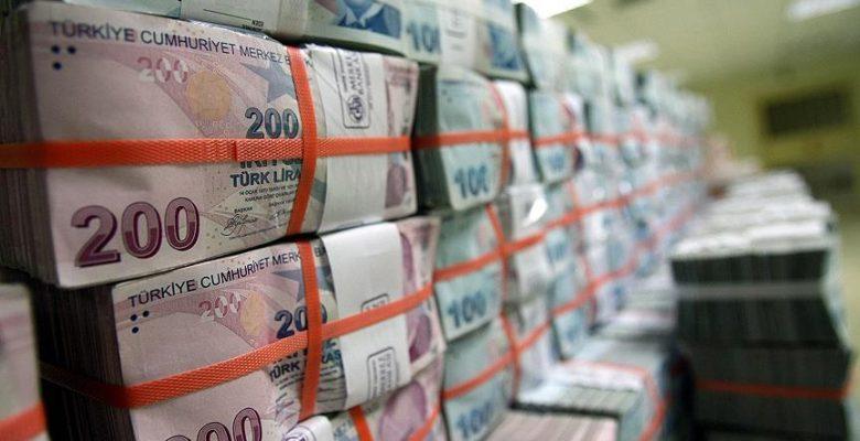 Merkezi yönetim brüt borç stoku 1 trilyon 153,5 milyar lira.
