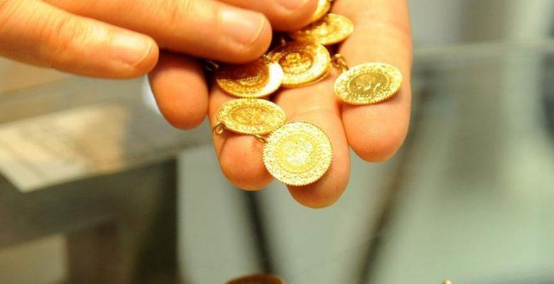 Altının gramı 228 lira seviyelerinde.