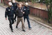 Karabük'te 'emniyet mahrem imamı' hastanede yakalandı.