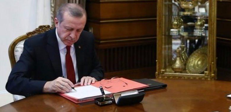 Atama kararları Resmi Gazete'de yayımlandı.