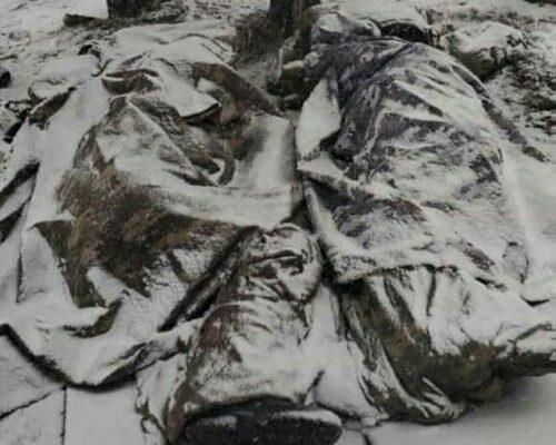 Tunceli'den kahreden haber: İki asker şehit oldu!