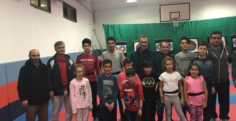 Ataşehir Kaymakamı İsmail Hakkı ERTAŞ ; Sporcu Çocuklarımızı Destekliyoruz..