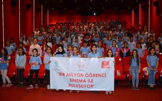 Aydın'da 15 Bin 379 Öğrenci Sinema ile Buluşacak.