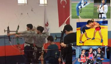 Ataşehirde Kış Spor Okulları Başlıyor. Haydi Çocuklar spora ….