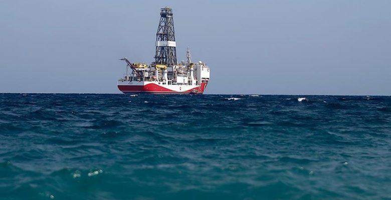 'İlk derin deniz sondajımıza başlıyoruz'.