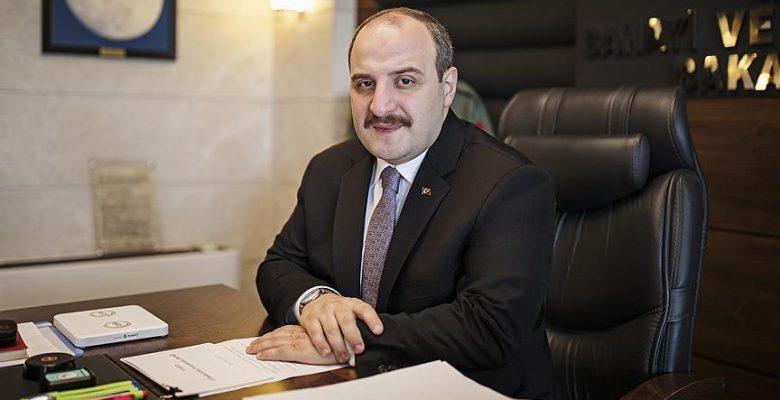 Bakan Varank sanayi üretimi verilerini değerlendirdi.