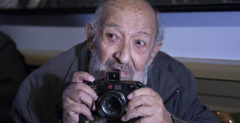 Duayen foto muhabiri Ara Güler hayatını kaybetti.
