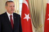 Cumhurbaşkanı Erdoğan, Bakan Soylu'yu kabul etti.