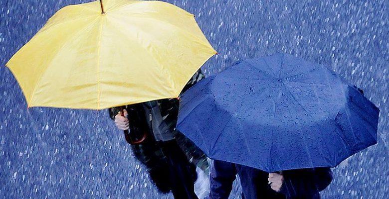 Meteorolojiden 6 bölge için sağanak uyarısı.