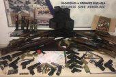 Antalya merkezli suç örgütü operasyonu: 22 gözaltı.