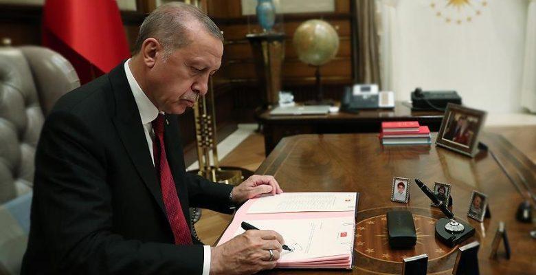 Cumhurbaşkanı Erdoğan'dan 'bürokrasinin azaltılması' genelgesi.
