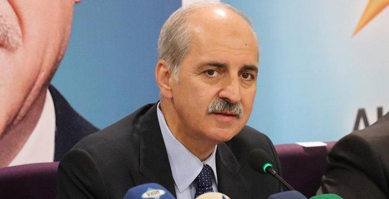 AK Parti Genel Başkanvekili Kurtulmuş: AK Parti ve MHP iyi niyet görüşmesi gerçekleştirdi.