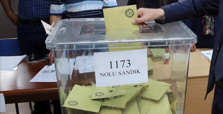 Yerel seçimlerde adaylık için istifalarda son gün 1 Aralık.