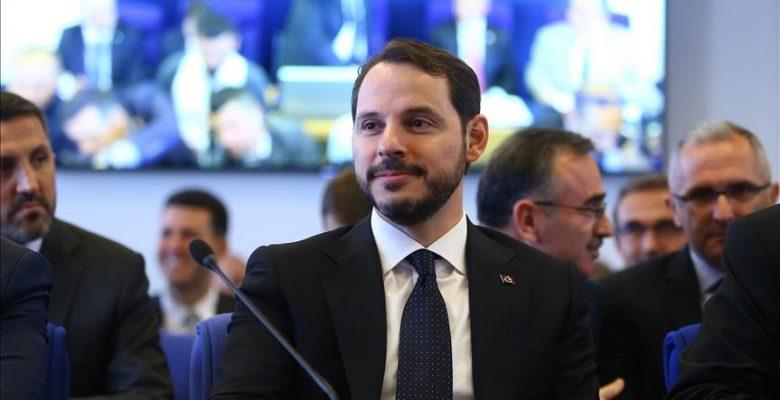 Hazine ve Maliye Bakanı Berat Albayrak: 2019 yılı bütçesi tarihi bir bütçedir.