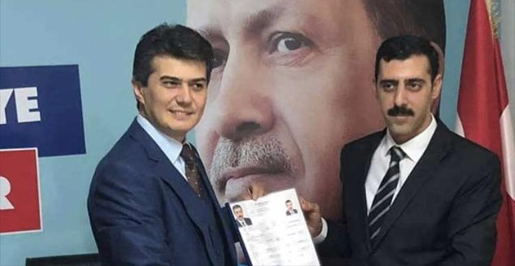 """Kadir Kösen, AK Parti'den Belediye Meclis Üyeliği  İle """"Yük Almaya Geliyoruz""""Dedi."""