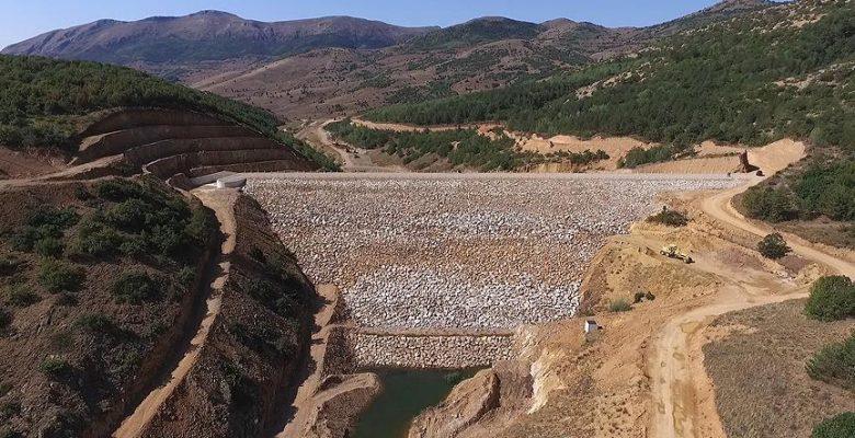 Güdül Barajı'nda sona gelindi.