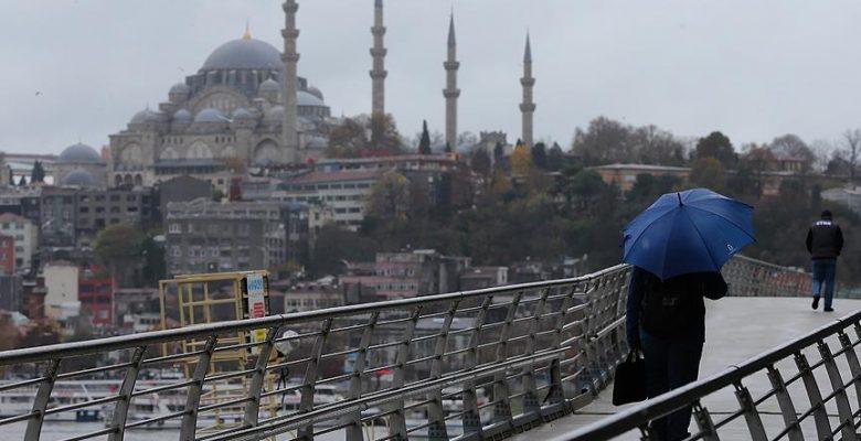 Marmara'da sıcaklıklar azalıyor.