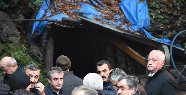 Zonguldak'ta patlamanın meydana geldiği ruhsatsız maden ocağının sahibi tutuklandı.