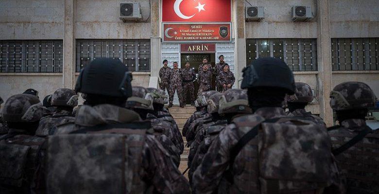 Afrin'in güvenliği özel harekata emanet.