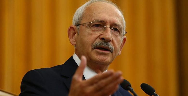 Genel Başkan Kılıçdaroğlu: Kaşıkçı cinayetinin ses kayıtlarının TBMM'ye gelmesini isteyeceğiz.