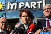 Meral Akşener'den belediye başkanlarının belirlendiği iddiasına yanıt.
