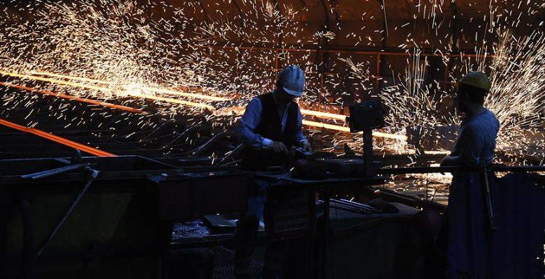 Sanayi üretim rakamları açıklandı.