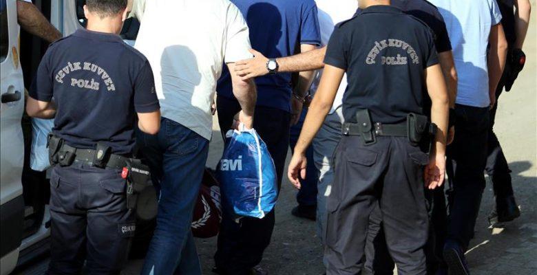 FETÖ'nün mali yapılanmasına yönelik soruşturmada 14 gözaltı.
