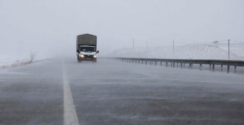 Meteorolojiden buzlanma ve don uyarısı.
