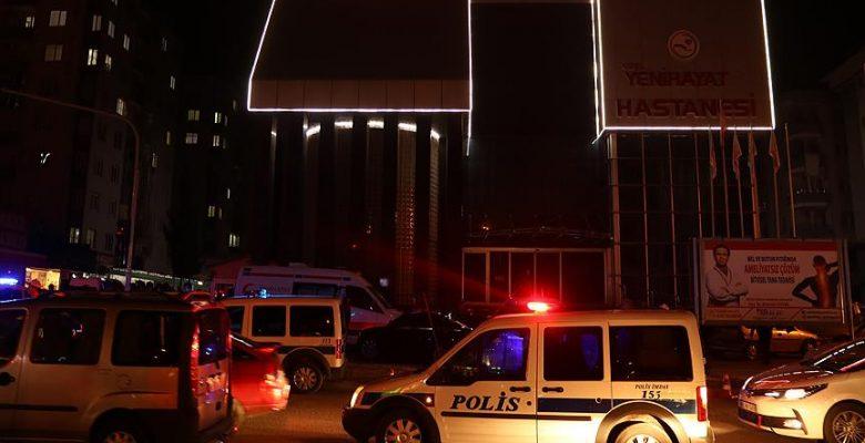 Belediye başkanına silahlı saldırı.