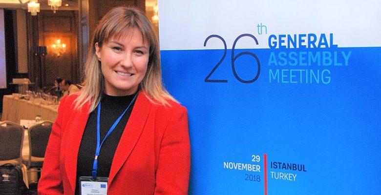 Akdeniz enerji düzenleme birliğine Türk kadın başkan.