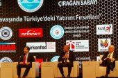 2.İstanbul Ekonomi zirvesi ;Yedpa Yönetim Kurulu Başkanı Salih Sami Atılgan  Damga vurdu.