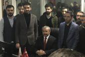 Ataşehir ,  Vizyonu Güçlü Belediyecilik Ödüllü Başkan Adayı İsmail ERDEM Dedi.