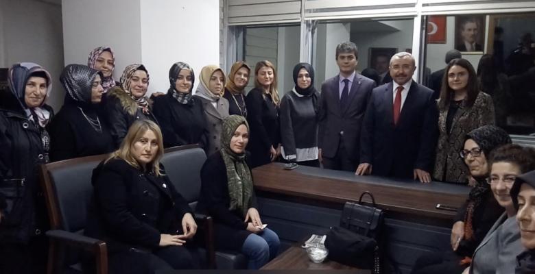 Ataşehir'e Ak Parti Adayı İsmail Erdem ile Birlikte Ödüllü Projeleri Geliyor…