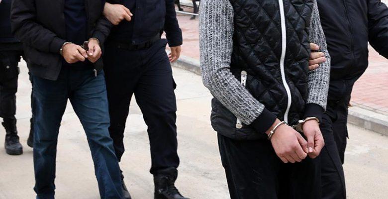 Hakkında gözaltı kararı verilen 47 kişi yalandı.